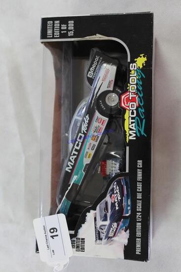 1:24 Scale Matco 1996 Dean Skuza Funny Car