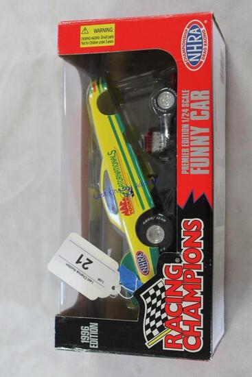 1:24 Scale 1996 Gatornationals Funny Car