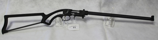 Firearms International Bronco .22lr Rifle Use