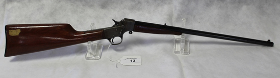 Stevens Crack Shot .22 Rifle Used