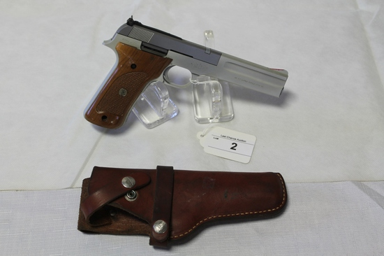 Smith & Wesson 622 .22lr Pistol Used