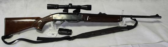 Remington 7400 .243 Rifle Used