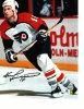 Kenny Linesman Philidalphia Flyers  Autographed 8x10 Photo Pic w/ GA coa