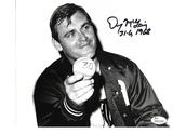 Denny McLain Detroit Tigers Autographed 8x10  Photo w/JSA W coa