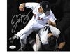 Joe Kelly Boston Red Sox Autographed 8x10 Fight Photo w/JSA W coa