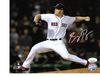 Bobby Poyner Boston Red Sox Autographed 8x10 Photo w/JSA W coa