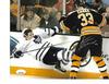 Zdeno Chara Boston Bruins Autographed 8x10 Fight Photo w/GA coa
