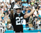 Christian McCaffery Carolina Panthers Autographed 8x10 Hands Up Photo w/GA coa