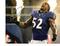 Ray Lewis Baltimore Ravens Autographed 8x10 SCREAM Photo w/GA coa