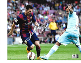 Lionel Messi Barcelona Autographed 8x10 Photo w/GA coa - RB1