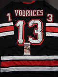 Kane Hodder Autographed Custom Jason Voorhees Friday the 13th Jersey
