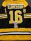 Derek Sanderson Boston Bruins Autographed Custom Black Hockey Style Jersey w/JSA W coa