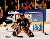 Andrew Raycroft Boston Bruins Autographed 8x10 Photo w/Full Time coa -L
