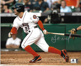 Jose Altuve Houston Astros Autographed 8x10 Front Photo w/GA coa