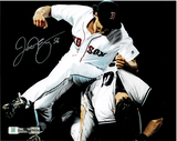 Joe Kelly Boston Red Sox Autographed 8x10 Fight Photo w/Full Time Auth coa