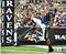 Ray Lewis Baltimore Ravens Autographed 8x10 Photo GA coa