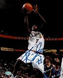 John Salmons Philadelphia 76ers Autographed 8x10 Photo Mancave Authenticated coa