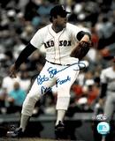 Bob Stanley Boston Red Sox Autographed & Inscribed 8x10 Photo Sure Shot coa