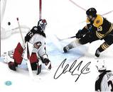 Charlie Coyle Boston Bruins Autographed 8x10 Photo Full Time coa
