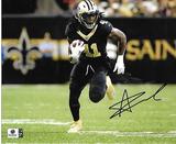 Alvin Kamera New Orleans Saints Autographed 8x10 Photo GA coa
