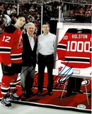 Brian Rolston New Jersey Devils Autographed 8x10 Photo Mancave Authenticated coa