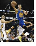 Stephen Curry Golden State Warriors Autographed 8x10 Photo GA coa