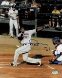 Cesar Puello Port St. Lucie Mets Autographed 8x10 Photo Mancave Authenticated coa