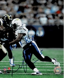 Shawn Phillips San Diego Chargers Autographed 8x10 Photo Mancave coa