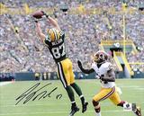 Jordy Nelson Green Bay Packers Autographed 8x10 Photo GA coa