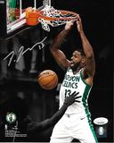 Tristan Thompson Boston Celtics Autographed 8x10 Photo JSA W coa