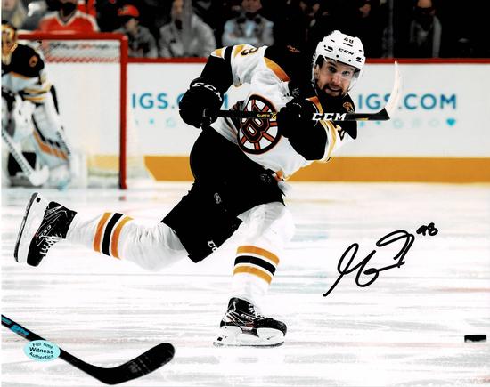 Matt Grzelcyk Boston Bruins Autographed 8x10 Photo Full Time coa
