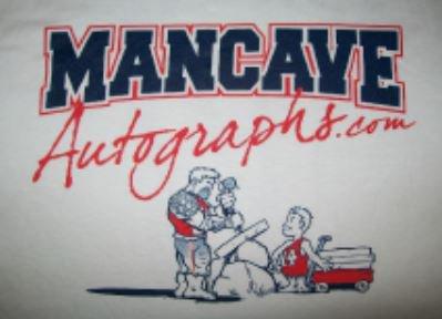 ManCave Autographs
