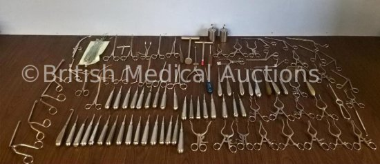 Job Lot of Mixed Surgical Inst    Auctions Online | Proxibid