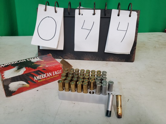 42 Rounds of 357 Ammo