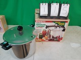 Presto 17 quart Pressure Canner and cooker
