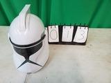 Voice Changing Storm Trooper Helmet