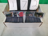 Lot of racing collector cards OVER 100 All in Plastic