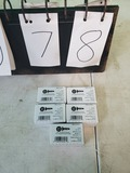 5 boxes of Pan Phil Self Drill screws