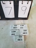 5 boxes of Round Phil Machine Screws