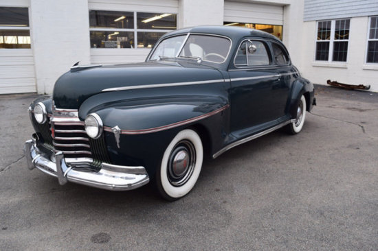 1941 Oldsmobile Model 66 Coupe