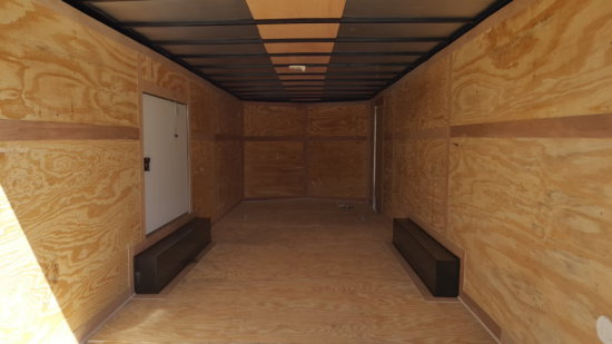 2017 20ft Enclosed Trailer