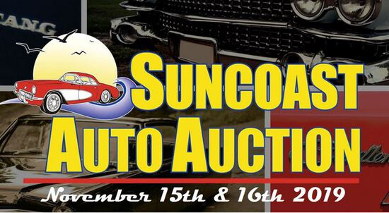 SunCoast Auto Auction FRIDAY