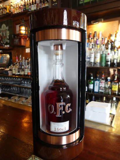 Buffalo Trace Distillery - O.F.C. Rare and Collectible Vintage-Dated 1983 Bourbon