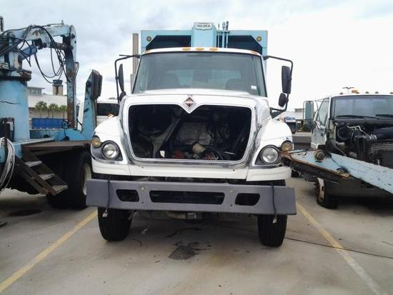 2011 International WorkStar 7400 Truck, VIN # 1HTWGAAR1BJ424716