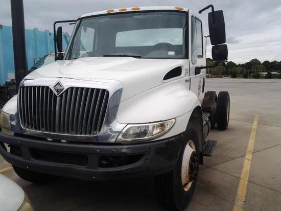 2009 International 4300V Truck, VIN # 1HTJTSKL59H148760