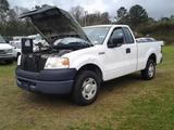 2008 Ford F-150 Pickup Truck, VIN # 1FTRF12228KD69680