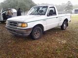 1996 Ford Ranger Pickup Truck, VIN # 1FTCR10U7TUB29457