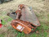1960 FRAISE TILLER-PARTS ONLY UNIT