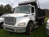 2005 Freightliner M2 112 Medium Duty Tri-Axle Dump Truck, VIN # 1FVHC5CV65HV08484