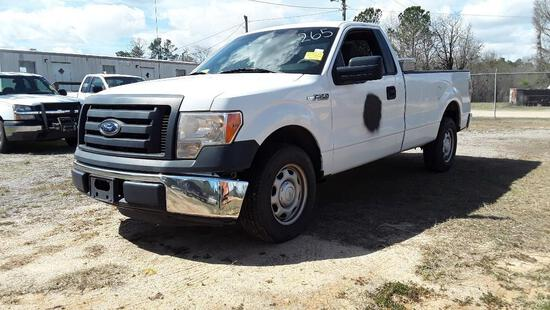 2012 Ford F-150 Pickup Truck, VIN # 1FTNF1CFXCKE37944